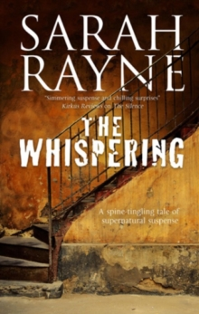 The Whispering : A Haunted House Mystery, Hardback Book