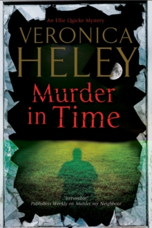 Murder in Time: an Ellie Quicke British Murder Mystery, Hardback Book