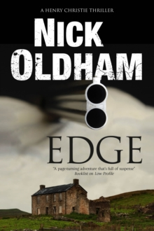 Edge: A Henry Christie Thriller, Hardback Book