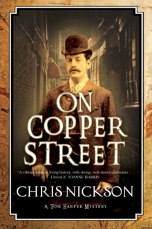 On Copper Street : A Victorian Police Procedural, Hardback Book