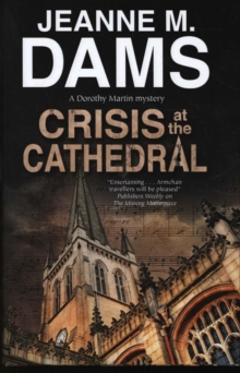 Crisis At The Cathedral, Hardback Book