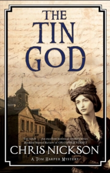 The Tin God, Hardback Book