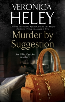 Murder by Suggestion : A murder mystery set in London, Hardback Book