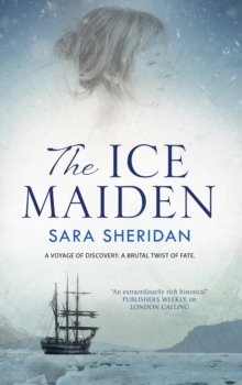 The Ice Maiden, Hardback Book