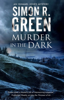 Murder in the Dark : A Paranormal Mystery, Hardback Book