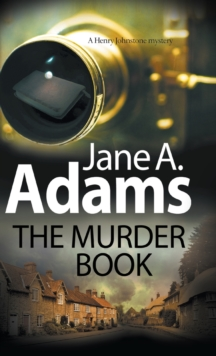 The Murder Book, Hardback Book
