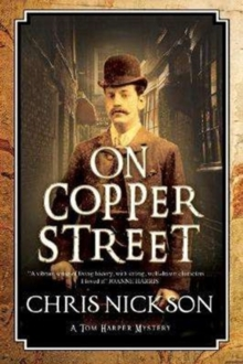 On Copper Street, Hardback Book