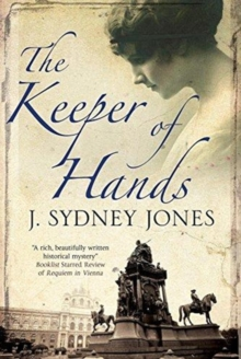 The Keeper of the Hands, Hardback Book