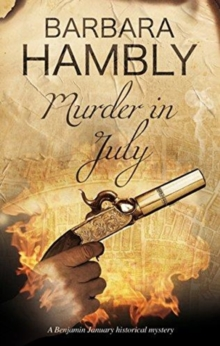 Murder in July, Hardback Book