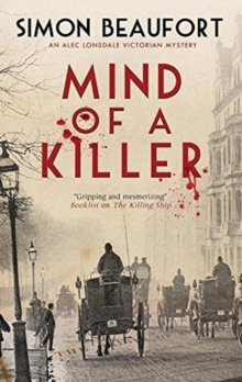 Mind of A Killer, Hardback Book