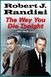 The Way You Die Tonight, Hardback Book