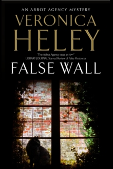 False Wall, Hardback Book