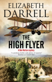 The High Flyer : An Aviation Mystery, Hardback Book