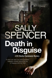Death in Disguise : A Police Procedural Set in 1970's England, Hardback Book