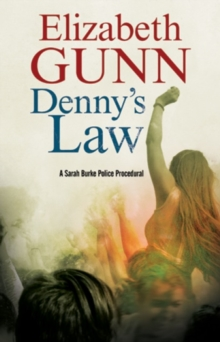 Denny's Law : A Sarah Burke Police Procedural, Hardback Book