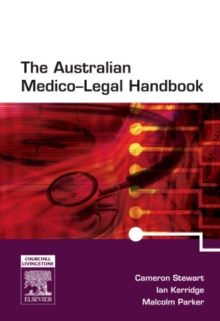 The Australian Medico-Legal Handbook with PDA Software, EPUB eBook