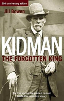 Kidman The Forgotten King, Paperback / softback Book