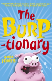 The Burptionary, Paperback / softback Book