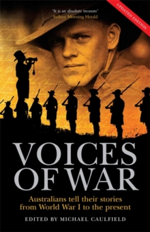Voices Of War, Paperback / softback Book