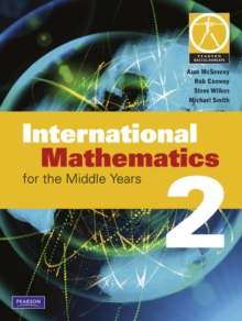 International Mathematics for the Middle Years 2, Mixed media product Book
