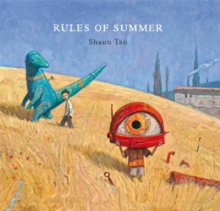 Rules of Summer, Hardback Book