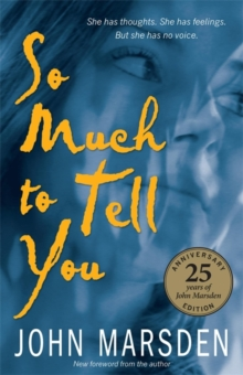 So Much To Tell You : 25th Anniversary Edition, Paperback / softback Book