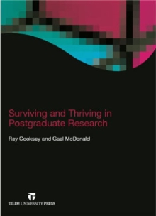 Surviving and Thriving in Postgraduate Research, Paperback / softback Book