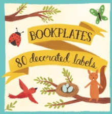 Forest Friends Bookplate Book of Labels, Stickers Book
