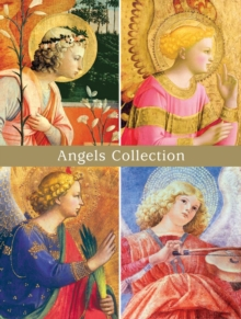 Angels Deluxe Notecard Collection : Deluxe Notecard Collection, Postcard book or pack Book