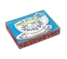 Molly Hatch Teacups Pocket Journal, Postcard book or pack Book
