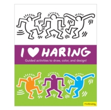 I Heart Haring Activity Book : Act Bk I Heart Haring, Paperback / softback Book