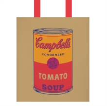 Andy Warhol Campbell's Soup Tote Bag, Other merchandise Book