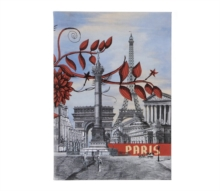 A5 Paris Notebook, Notebook / blank book Book