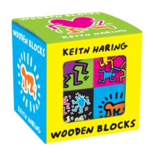 Keith Haring Wooden Blocks, Other merchandise Book