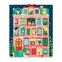 Christmas Apartment Advent Calendar, Calendar Book