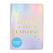 Cosmos 'Keys to the Universe' Passport Cover, Other merchandise Book