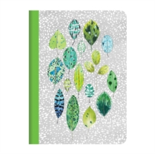 Designers Guild-Tulsi Handmade Embroidered B5 Journal, Notebook / blank book Book