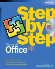 Microsoft Office XP Step by Step, Mixed media product Book