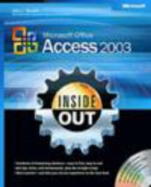 Microsoft Office Access 2003 Inside Out, Mixed media product Book