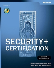 Security+ Certification Training Kit, Mixed media product Book