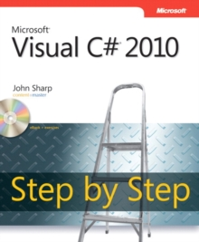 Microsoft Visual C# 2010 Step by Step, Mixed media product Book