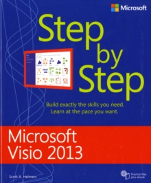 Microsoft Visio 2013 Step by Step, Paperback Book