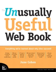 The Unusually Useful Web Book, Paperback / softback Book