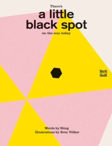There's a Little Black Spot on the Sun Today, Hardback Book