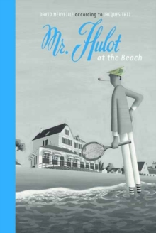 Mr Hulot on the Beach, Hardback Book