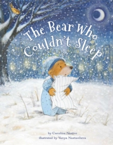 The Bear Who Couldn't Sleep, Hardback Book
