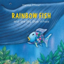 Rainbow Fish And The Big Blue Whale, Board book Book
