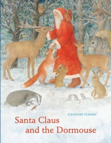 Santa Claus And The Dormouse, Hardback Book