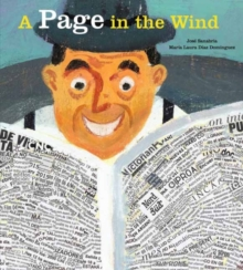 A Page in the Wind, Hardback Book