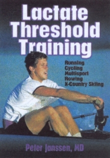 Lactate Threshold Training, Paperback Book